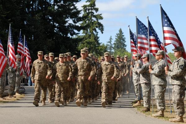 Final homecoming flights for 4th SBCT bring home 600 troops, brigade leadership